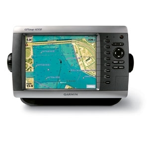 Chart plotter GPSMAP4008
