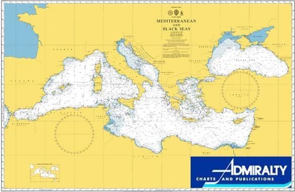 Harti Marea Mediterana
