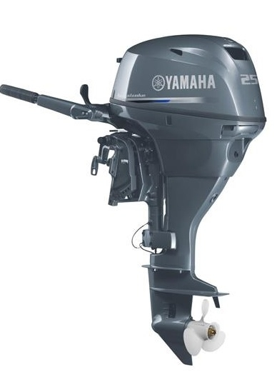 Motor Yamaha 25 HP