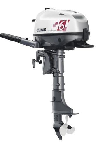 Motor Yamaha 6 HP