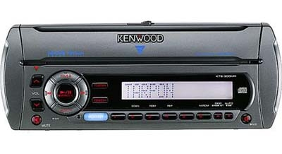 Radio CD Kenwood KTS-300MR