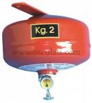 Stingator cu pulbere automat 2kg