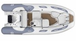 Synthetic teak deck - yachtline