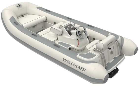 Williams 385 Turbojet