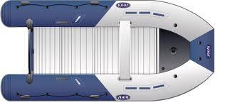 Zodiac Zoom SP 400 Alu